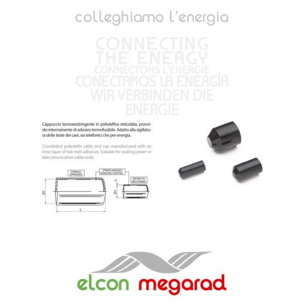 ELCOCAP M10 – Cappuccio termorestringente