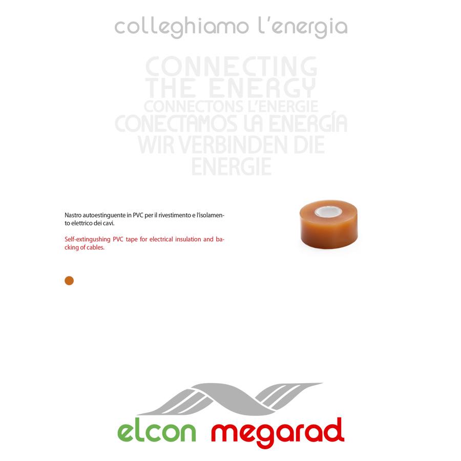 ELCOVIS 44 – Transparent Insulating Adhesive Tape